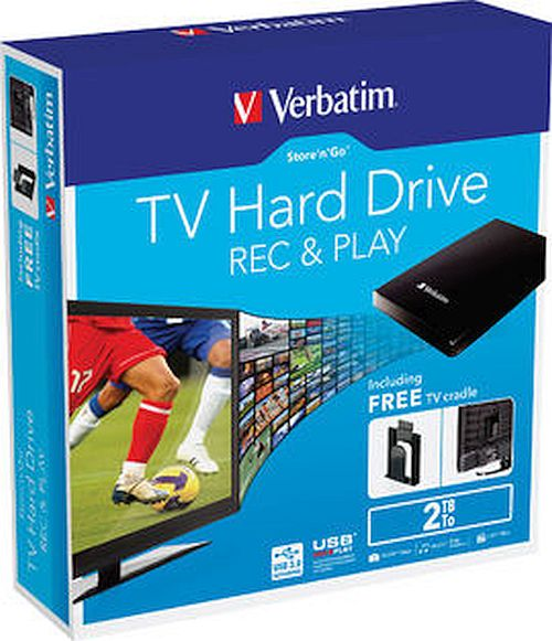 verbatim tv hdd