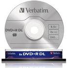 verbatim dvd-dl