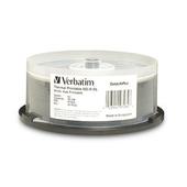 Verbatim 97284 BluRay DL 50GB 6X Thermal 25pk