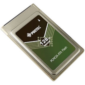 FACL128M Pretec PCMCIA Flash ATA Card