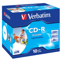 41920 Verbatim CD-R 700MB 10Pk