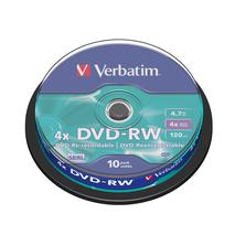 43552 Verbatim DVD-RW 4.7GB