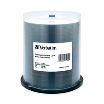 Verbatim 95254 CD-R 100 spindle