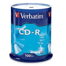 Verbatim 94554 CD-R 100Pk