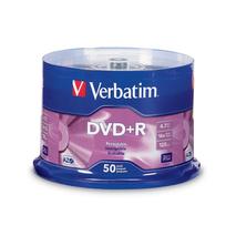 95037 Verbatim DVD 4.7GB 50Pk