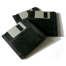 MF2-DD Floppy Disk