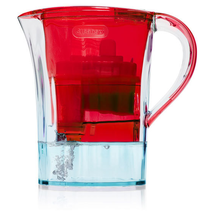 Cleansui jug Guzzini Water Filter Jug Red 54008
