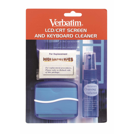 Verbatim Screen/Keyboard Cleaner 41837