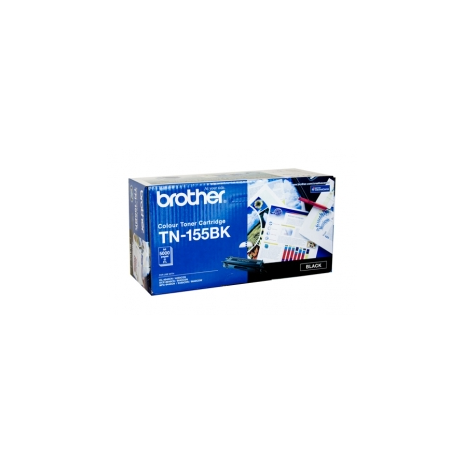 Brother TN-155BK Black Toner Cartidge