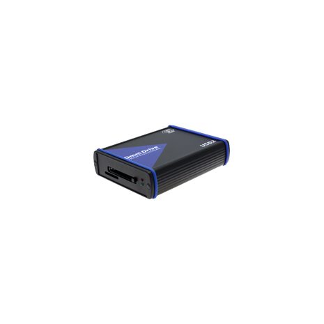 OMNIDRIVE Pro LF USB 2.0 PCMCIA Card Reader-Writer
