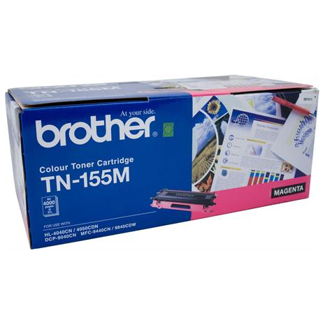 Brother TN-155M Yellow Toner Cartridge
