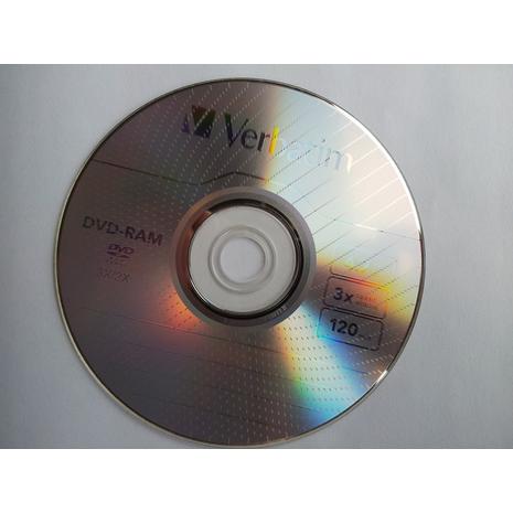 Verbatim 95373 DVD-RAM 4.7gb 5pk