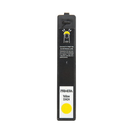 Primera FAR53424 Label Printer LX900/RX900 Yellow Ink Cartridge