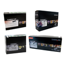 Lexmark  Toner Cartridges and Drums