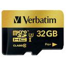 verbatim micro SDHC Card