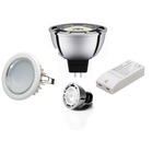 LED Globe - 12v MR16 GU 5.3