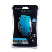 97993 Verbatim Wireless Optical Mouse blue
