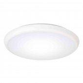 Verbatim 65810 LED Oyster ceiling light 300mm 18W | Computer