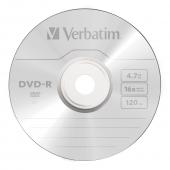 verbatim branded dvd