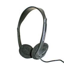 41645 Verbatim Headset with Volume Control