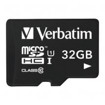 VERBATIM 32GB MICRO SD