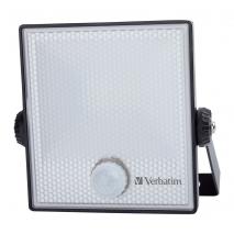 verbatim sensor floodlight 10w