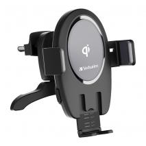 Verbatim 66318 Car Mount Wireless Charger 15W