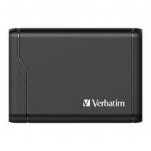 Verbatim 66402 3 Port 100W PD & QC 3.0 USB Charger