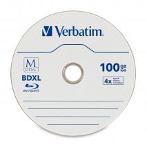 verbatim 100gb m disc