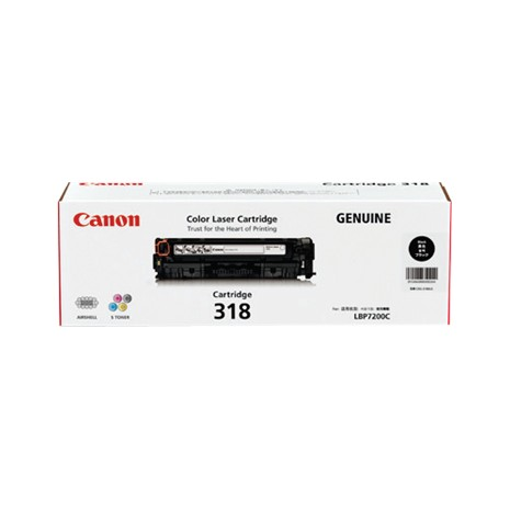 Canon Cart318 Black Toner