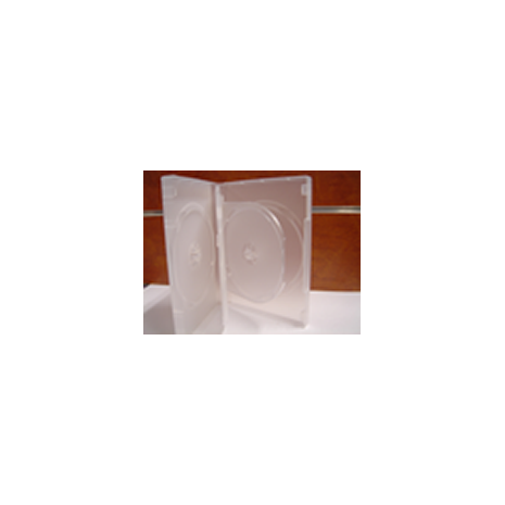 DVDx4 Clear Case 14mm