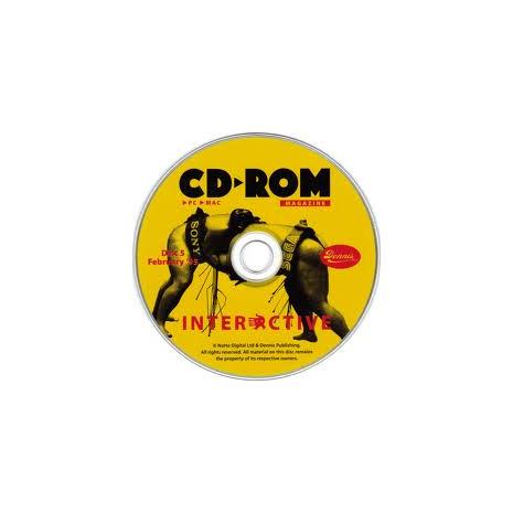 CD-ROM Replication