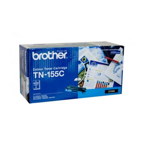 Brother TN-155C Cyan Toner Cartidge