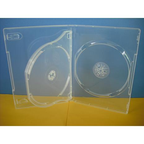 DVDX4 Case Clear