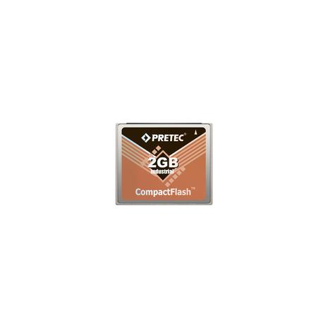CFY02G-HR Pretec 2gb Compact Flash