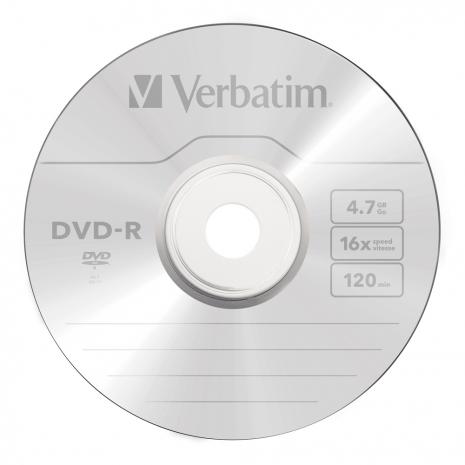 Verbatim Blank DVD disc