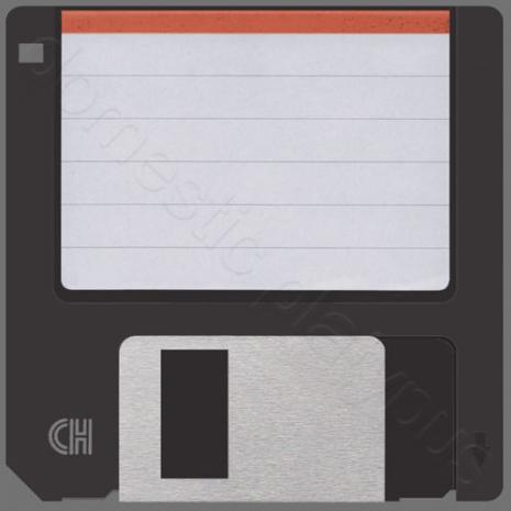 MF2-HD Floppy Disk 10pk