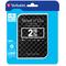 "Verbatim 53195 2.5"" HDD USB 3.0 2TB (Black)"