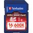 49191-2 Verbatim 16GB Premium SDHC