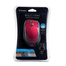 Verbatim 97995 Wireless Optical Mouse red